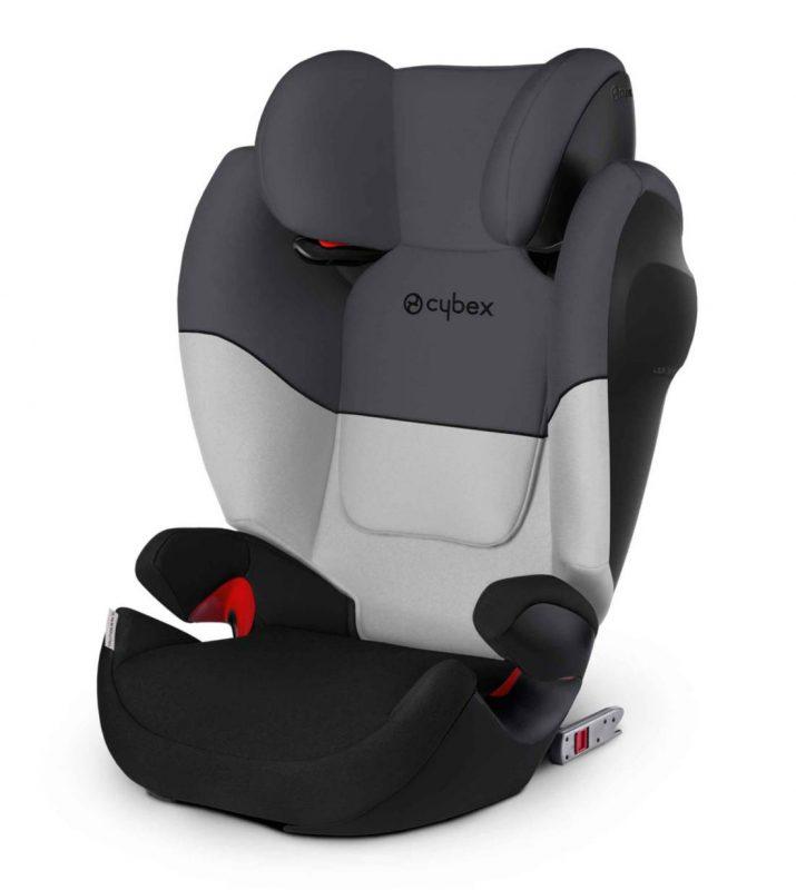 cybex auto sedi te 15 36kg 2 3 solution m fix sl grey. Black Bedroom Furniture Sets. Home Design Ideas