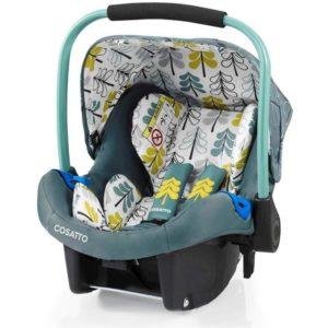 Cosatto Port Fjord udobno i bezbedno auto sedište za bebe