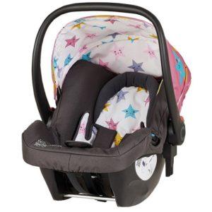 Cosatto auto sedište Hold Mix Happy Stars za bebe
