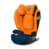 Cybex Solution S Fix Tropical Blue auto sedište