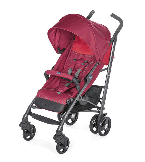 Chicco kolica Liteway 3 Red Berry
