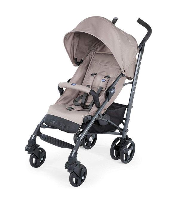 Chicco kolica za bebe Liteway 3 Dark Beige