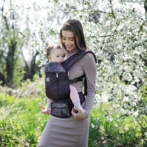 nosiljka za bebe love and carry airx art