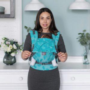 nosiljka za bebe love and carry one turquoise