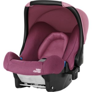 Auto sediste za bebe Baby Safe Britax Romer Wine Rose