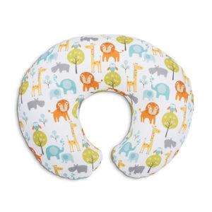 Chicco jastuk za dojenje boppy jungle