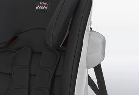 Britax Romer Advansafix III Sict auto sedište garantuje bezbednost tokom vožnje