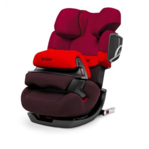 Cybex Auto Sedište Pallas 2 Fix Rumba Red