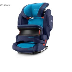 monza nova is recaro auto sediste xenon blue