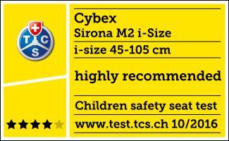 Cybex Sirona M2 auto sedište za decu od 45-105cm