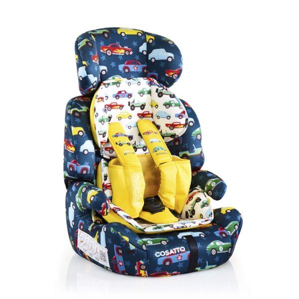 Cosatto Zoomi Rev Up auto sedište za decu